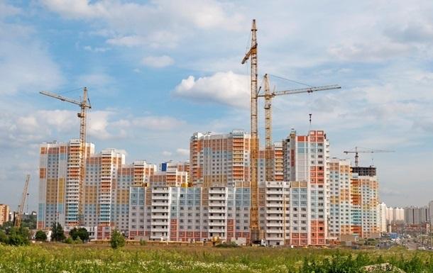В Киеве новые квартиры подорожали на 2% за год