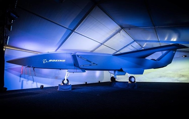 Boeing создала боевой дрон с искусственным интеллектом