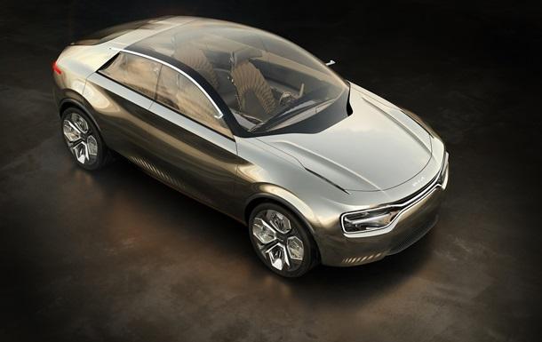 Kia показала «авто будущего» с 21 экраном в салоне