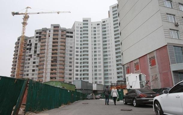 Строительная отрасль Украины резко пошла в рост