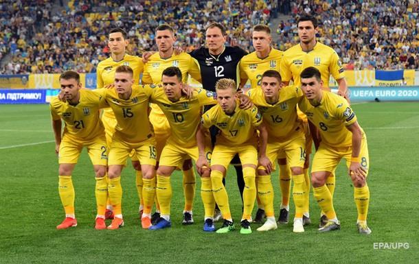 Украина — Португалия. Онлайн матча