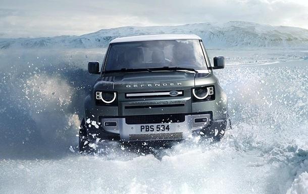 Land Rover показал возрожденный Defender