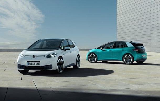 Volkswagen представила первый «массовый электрокар»