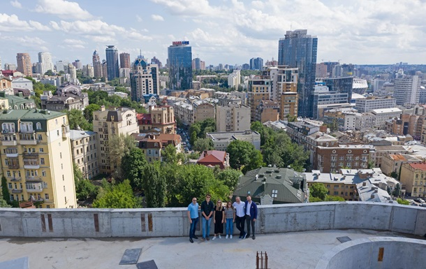 Британская компания завершает работы по дизайну  Linden Luxury Residences