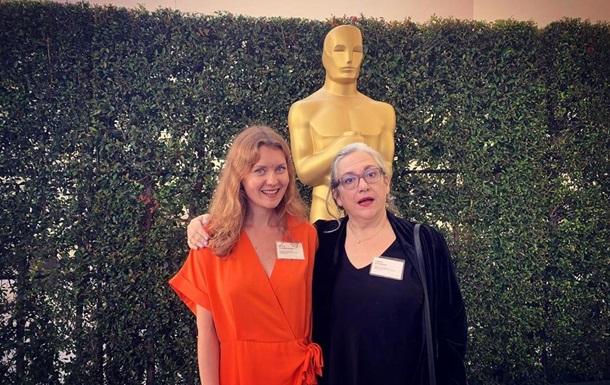 Украинка получила премию Оскар