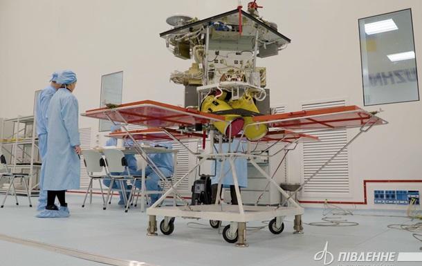 В Украине испытывают космический аппарат Сич-2-1
