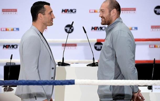 Фьюри: Даже победа нокаутом над Уайлдером не сравнится с победой над Кличко
